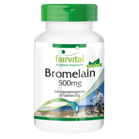 Bromelain 500mg - 60 Tabletten