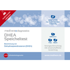 DHEA Speicheltest